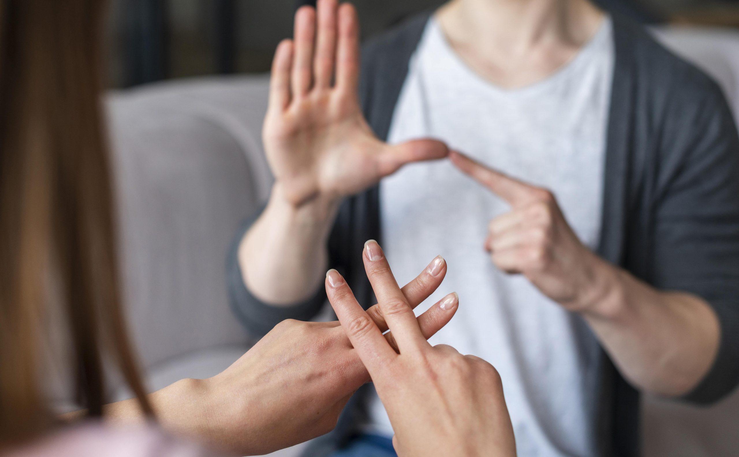 İşaret Dili Eğitimi